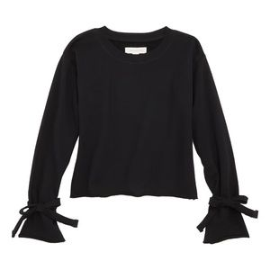 Treasure & Bond   Black Sweatshirt Girls Medium
